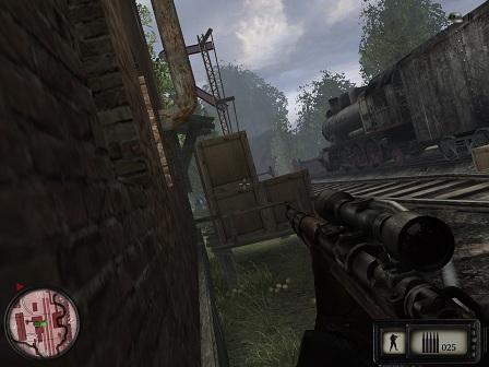 Sniper Lean