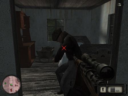 Sniper Friend