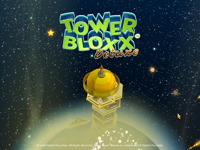 TowerBloxxDeluxe Title