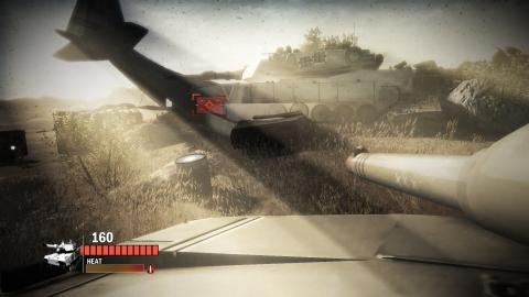 HeavyFire3 Tank