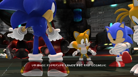 SonicGenerations Clear