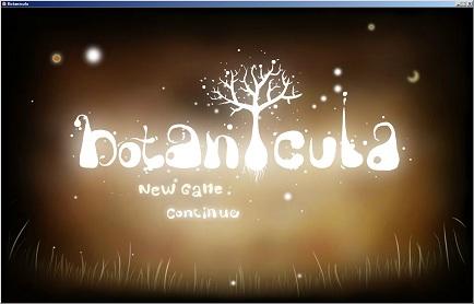 Botanicula Title