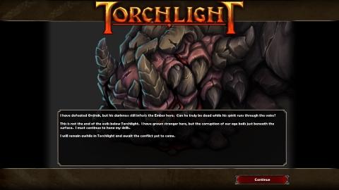 Torchlight Last