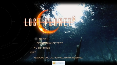 LOST PLANET 2 TITLE