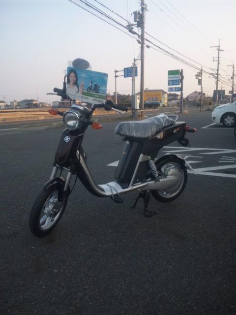 電動バイク EC03