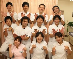 地域ナンバーワンを目指す!大阪市旭区の鍼灸整骨院グループ
