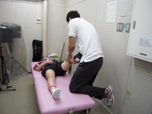 大阪市旭区しおかわ鍼灸整骨院トレーナー活動上野杯2