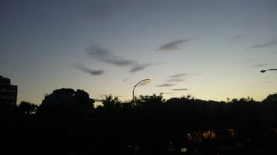 daikanyama sunset