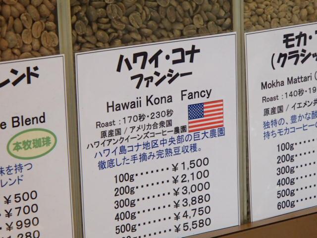 ハワイコナファンシー