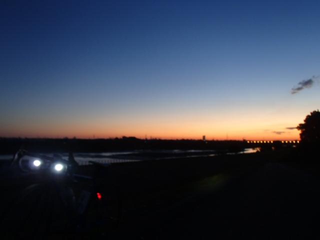 早朝サイクリング (3)