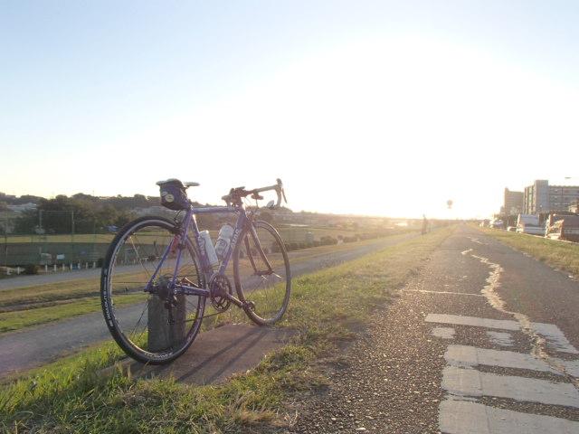 早朝サイクリング (4)