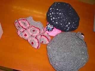 tニット帽