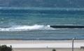 瀬戸内海の波が荒い