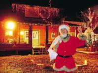 クリスマスパーティー画像