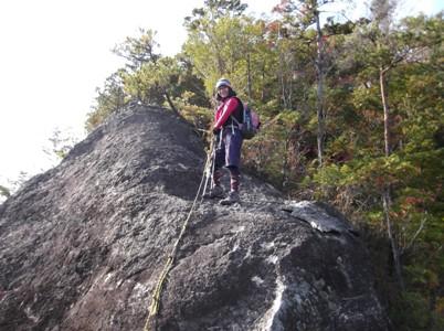 ジョロウ岩2013,11,24 007