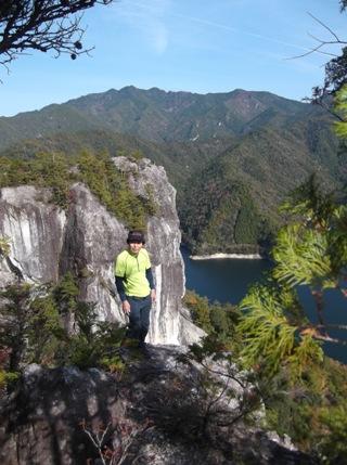ジョロウ岩2013,11,24 011