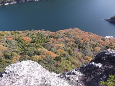 ジョロウ岩2013,11,24 010