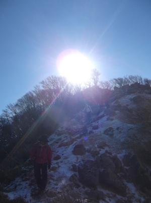 釈迦ヶ岳2013,11,24 002