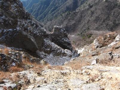 釈迦ヶ岳2013,11,24 003