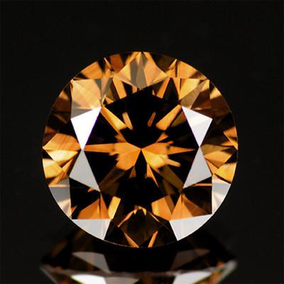ブラウンダイヤモンド2.058ct
