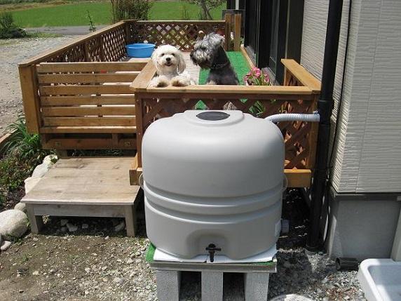 雨水タンク 005-93