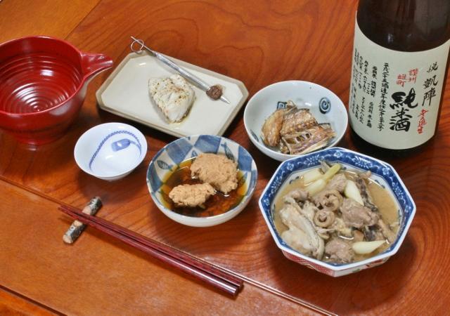 IMG_4821 夕食の膳(640x450)