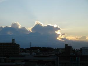 ポエム雲1