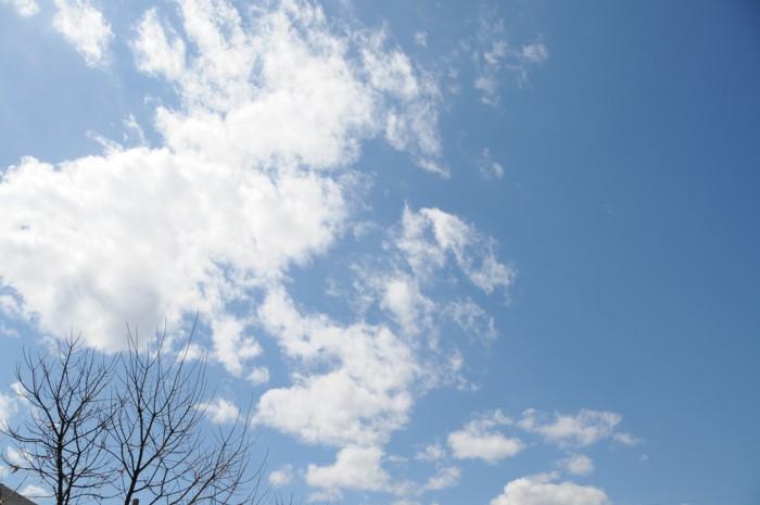 2215きれいな空~
