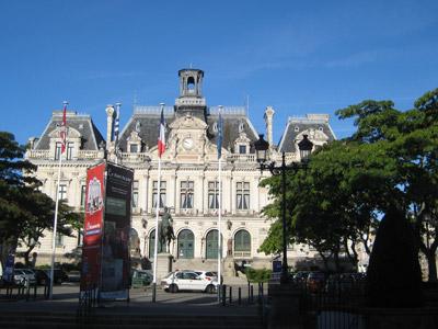 ヴァンヌ市役所
