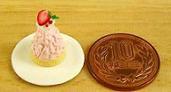 いちごクリームケーキ 大きさ