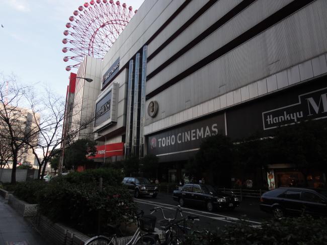 TOHOシネマズ梅田・外観