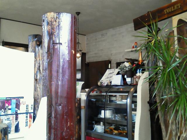 食彩厨房golosita、店内