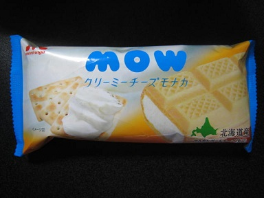 MOWクリーミーチーズモナカ