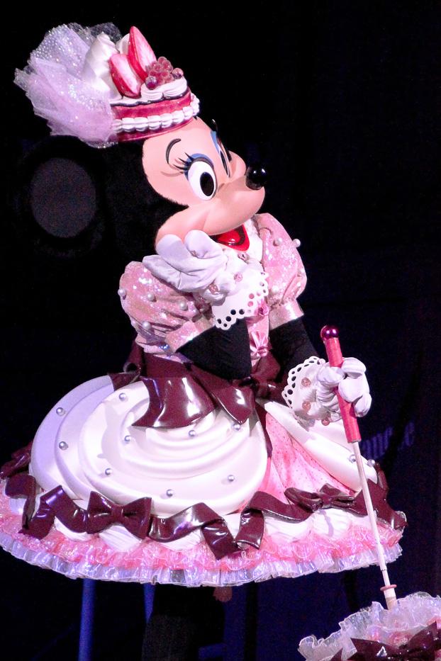 ミッキーを想うミニーちゃん2