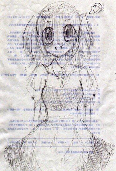 メイドさん027