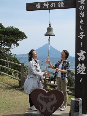 絶景の地で愛の鐘をならしてみませんか?