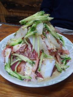 海鮮サラダ斜(縮