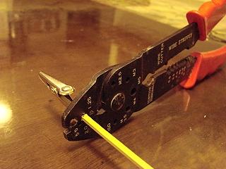 電工ペンチ320