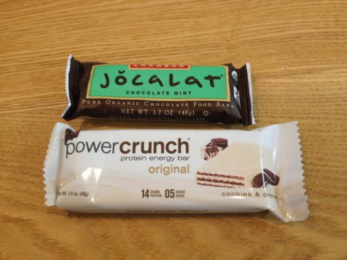 BNRG, Power Crunch Protein Energy Bar, Cookies and Crème, 12 Bars, 1.4 oz (40 g) Each $16.56_3