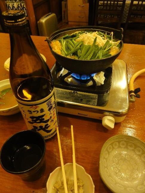 鍋料理DSC04505