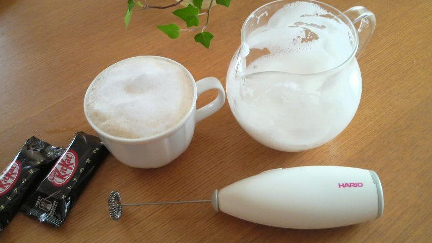 コーヒー&ミルクホイッパー