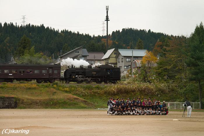 飯山線 C11