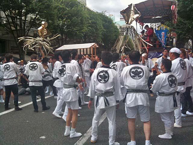沼津の祭り