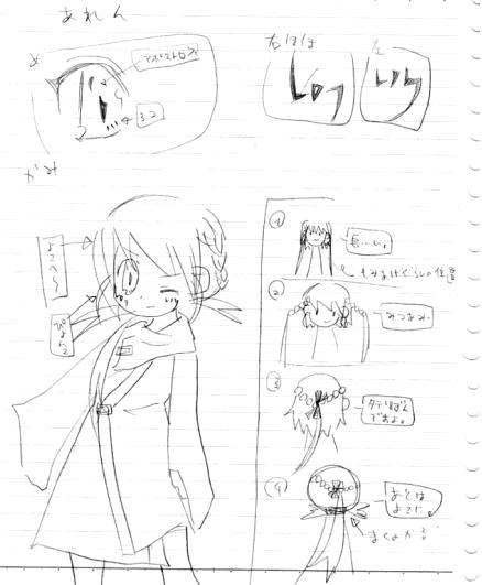 【オリジナル】 アレン 2005年