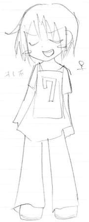 【オリジナル】 オレ系♀ 2004年