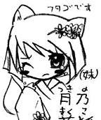 【オリジナル】 月乃菊狐 2005年