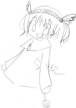 【オリジナル】 魔法少女 2005年