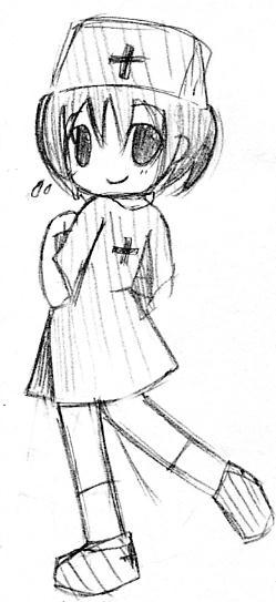 【オリジナル】 ナースさん 2005年