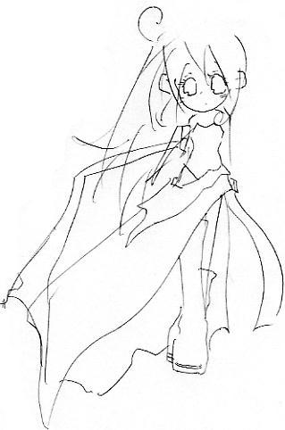 【オリジナル】 少女 2005年6月