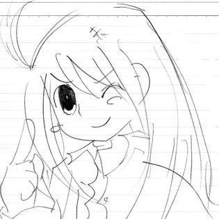 【オリジナル】 赤毛 05_02_27